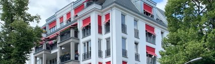 Hochwertiges Neubauensemble in ruhiger Wohnstraße