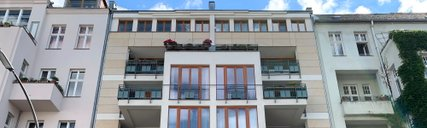 Moderner und hochwertiger Neubau unweit Viktoria-Luise-Platz