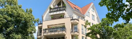 Moderner Neubau in bester Lage unweit Rüdesheimer Platz